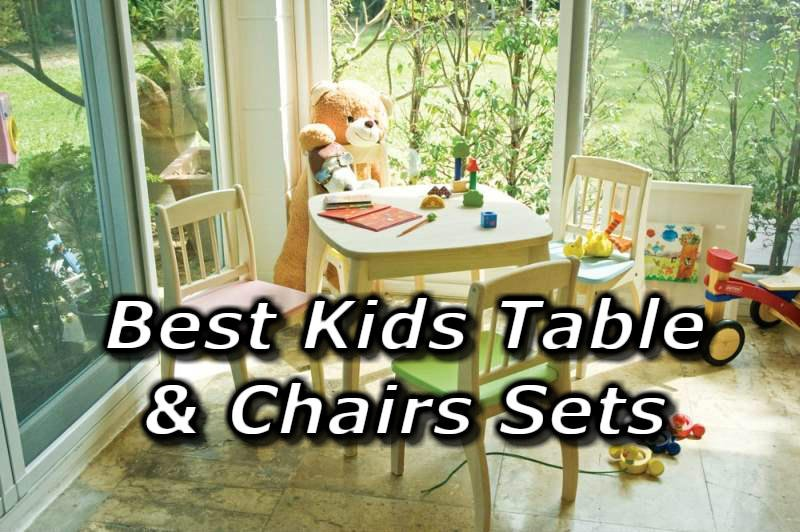 Best Kids Table And Chairs Set Review