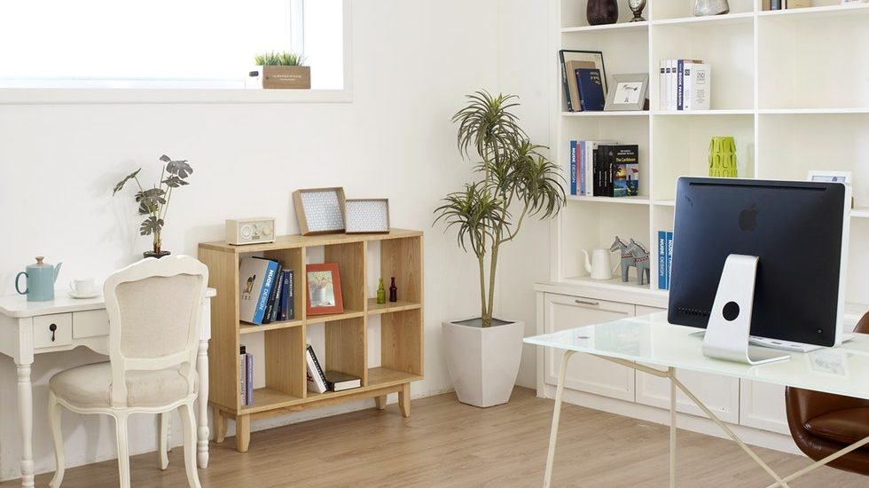 transform your spare bedroom into home office