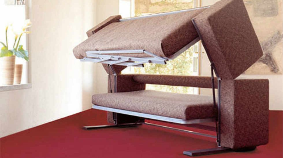 fully convertible futon