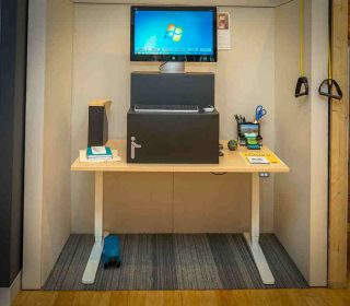foldable office desk ideas
