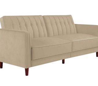 Best Futon Sofa Bed Reviews DHP IVANA