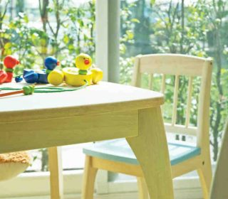 take care of the kids table and chairs