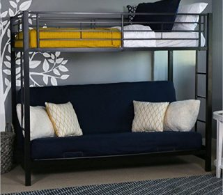 futon bunk bed reviews