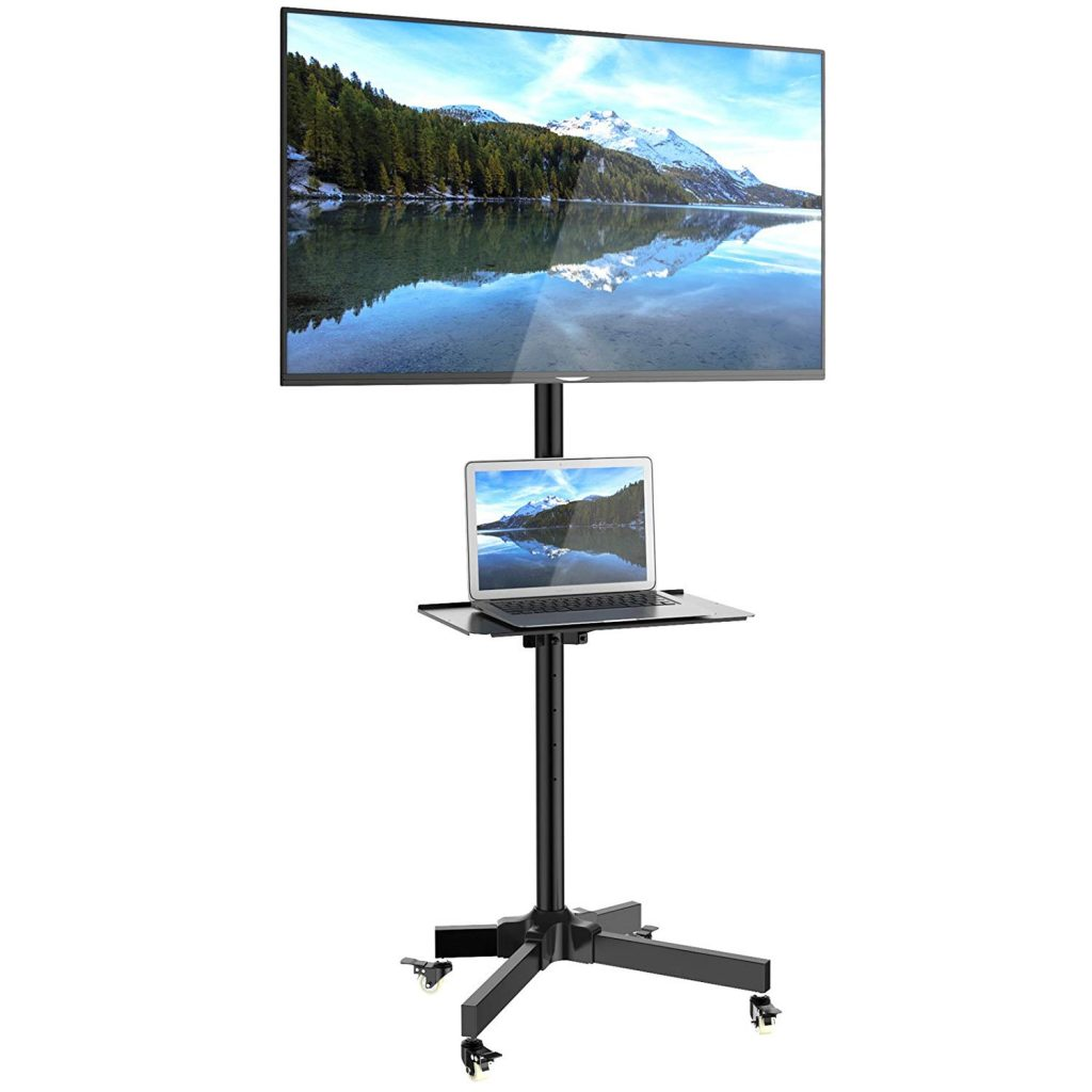 1home Mobile TV Home Display Trolley