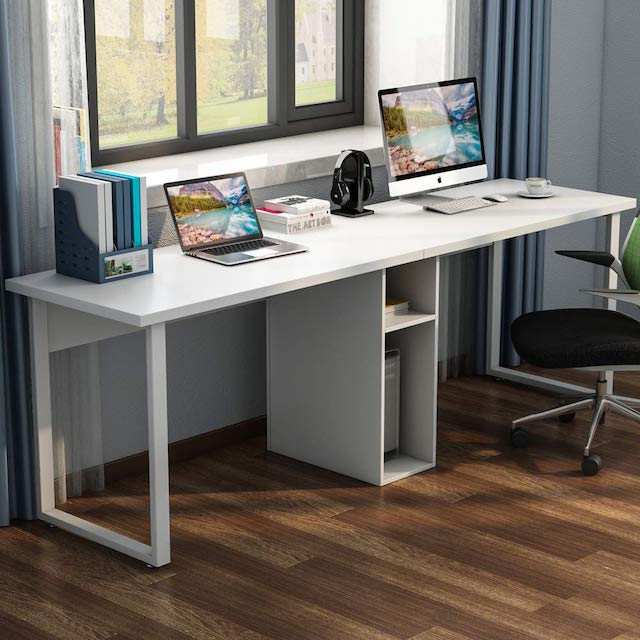 Dual Home Office Desk Best
