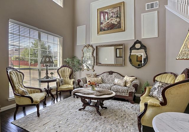 Adding vintage style to your home