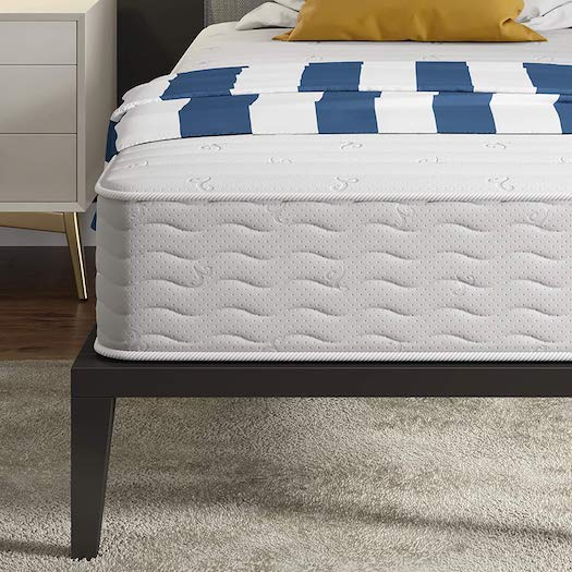 Signature Sleep Contour Ten best twin mattresses