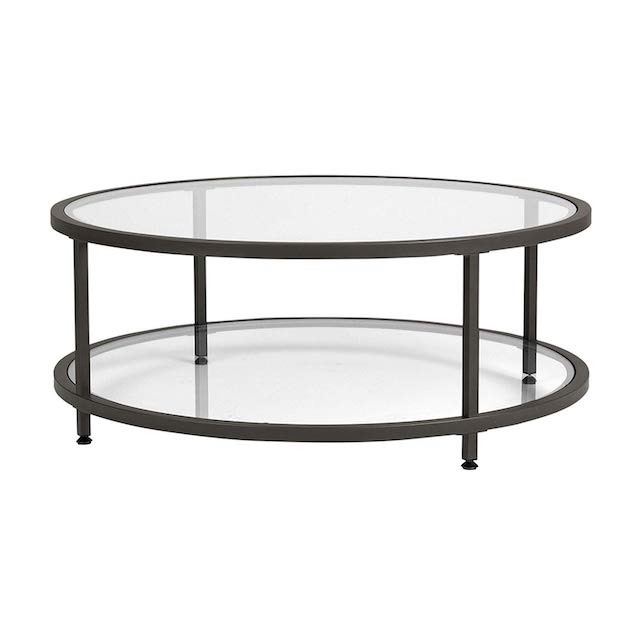 Studio Designs Home Camber Round Side Table