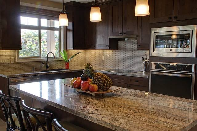 Add lighting to your kitchen