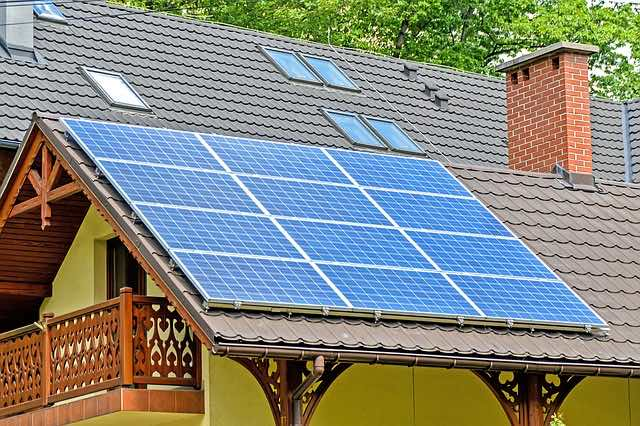 Solar panels for smart home and more value