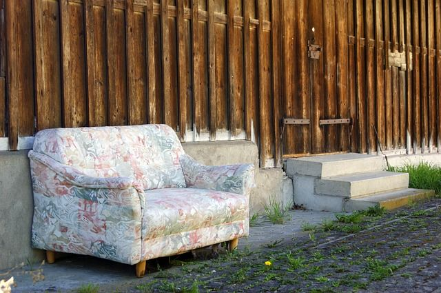 Repair old sofa