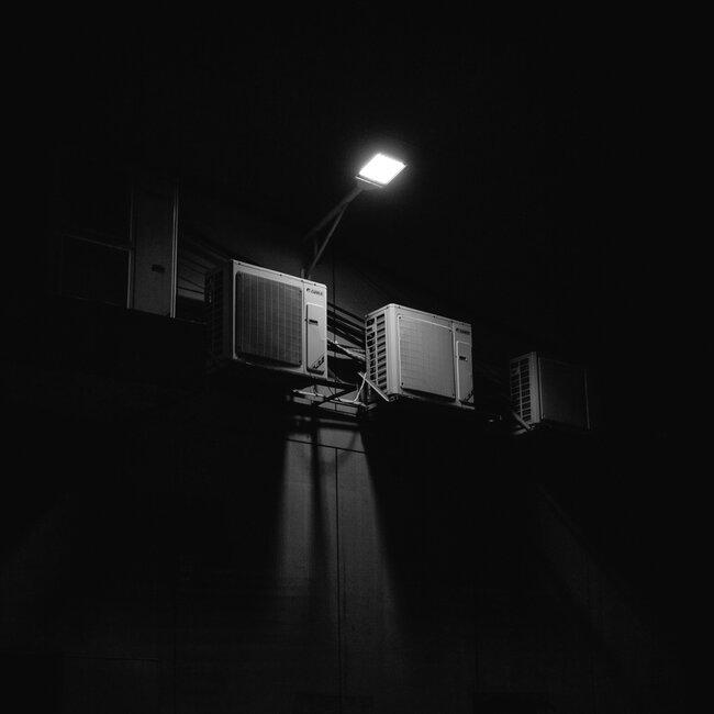 Poor Outdoor Lighting